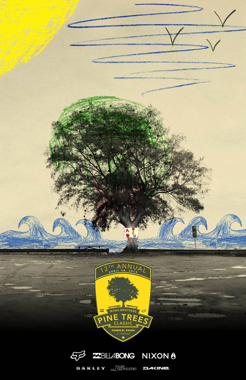 Luke-VanVoorhis-PineTrees-Classic-2013-Poster